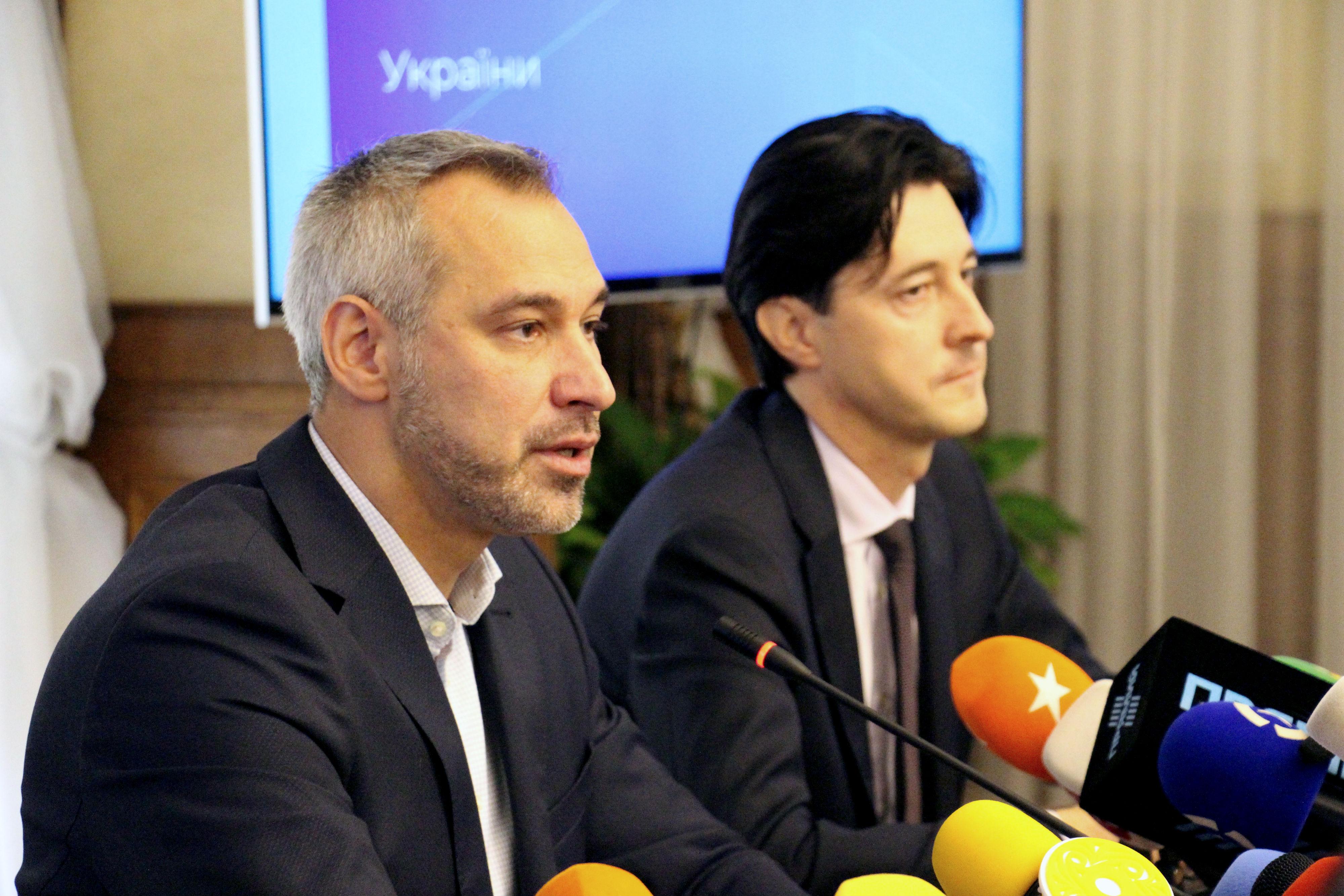 Колишній прокурор взявся за Рябошапку та Каська