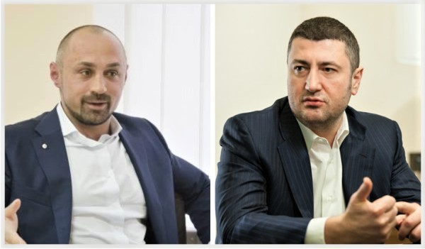 Sytnyk's Deputy Won't Give Bakhmatyuk's Assets to the National Bank