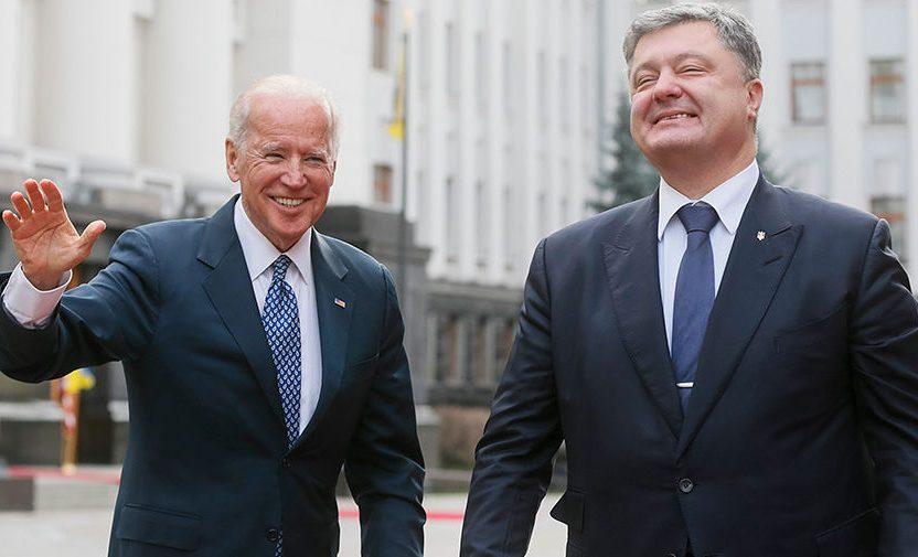 Телефонна розмова Президента України П.О.Порошенка та Віце-президента США Дж.Байдена (19 серпня 2016 року)