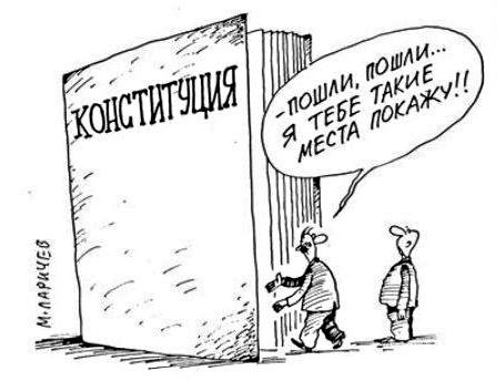 Сутенер Конституції