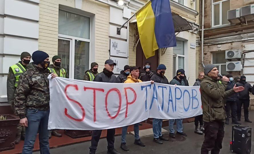 Педофіли проти Татарова