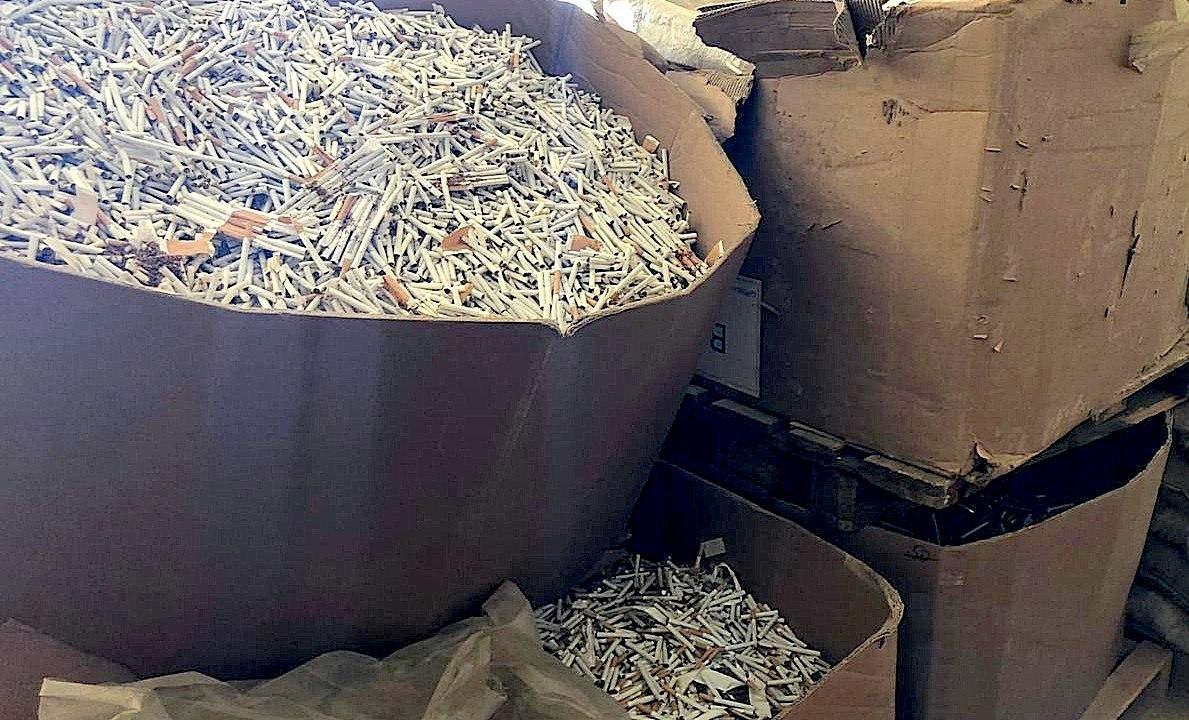 Тихий вир сигаретної контрабанди